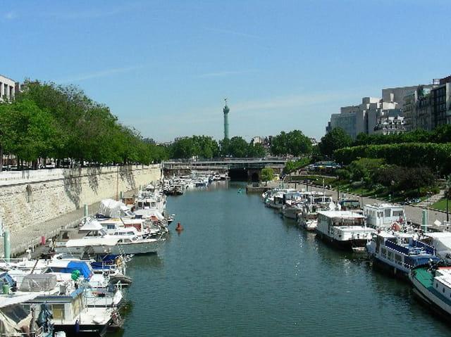 Bassin de l'arcenal