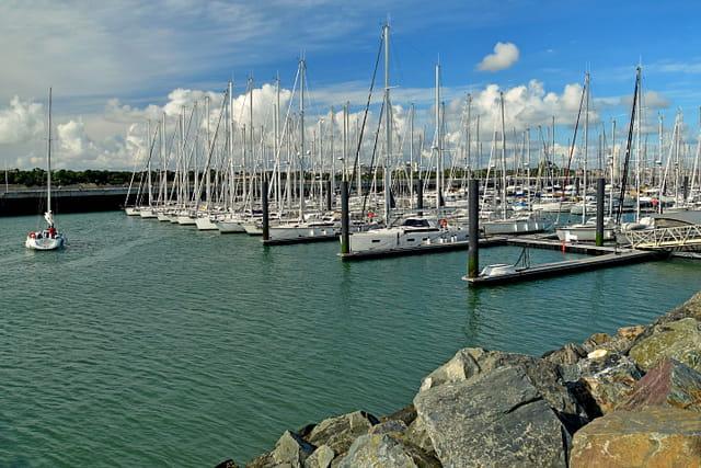 Bassin des Tamaris, La Rochelle