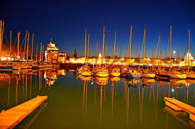 Bassin La Rochelle