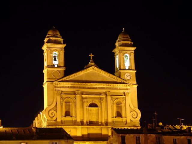 Bastia - le vieux port