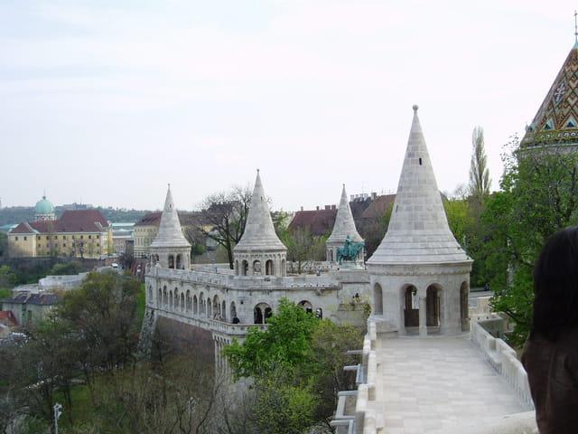 Bastion des pêcheurs Buda