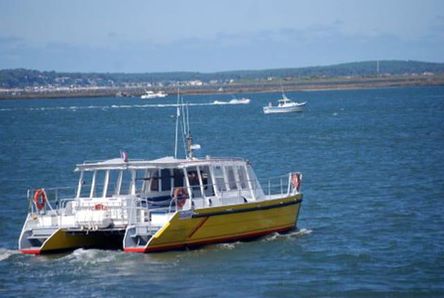 bateau du Bassin d'Arcachon