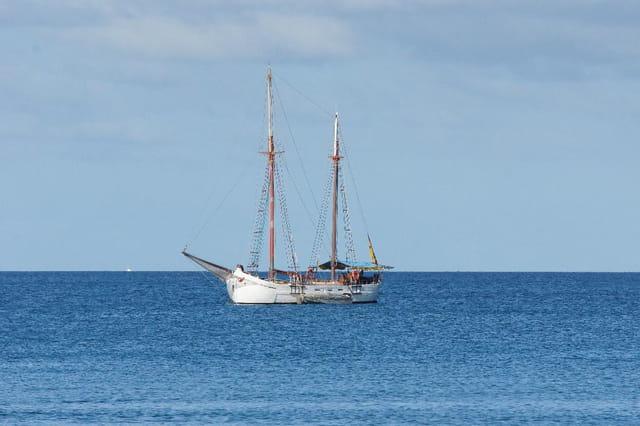 bateau goelette