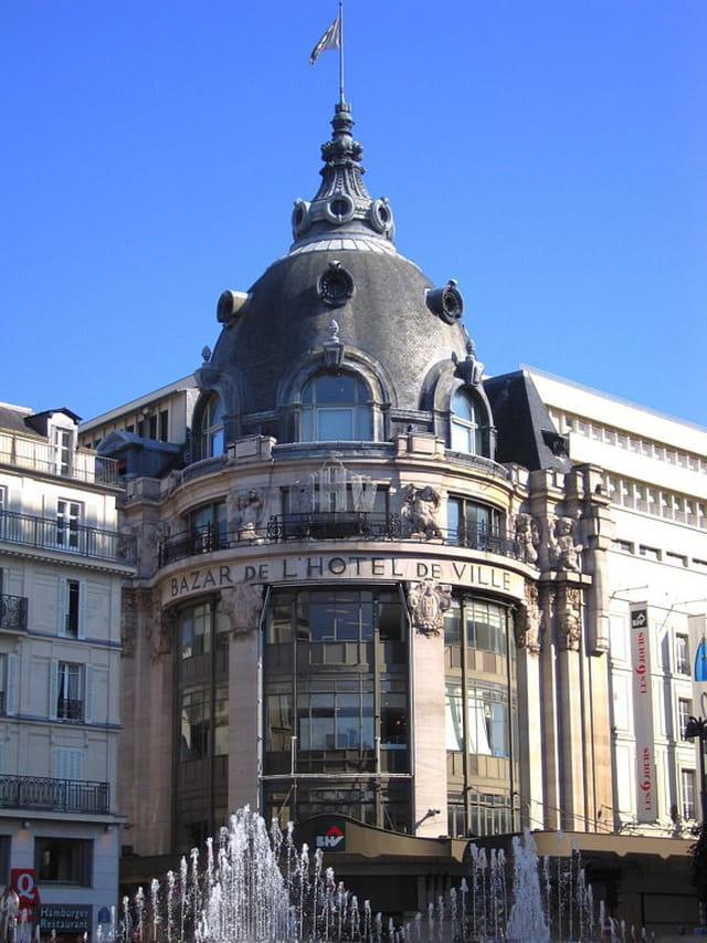 Bazar de l\'hôtel de ville