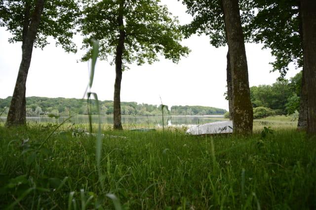 Bazolles, étang de Vaux