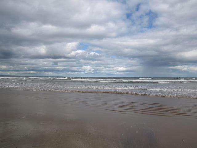 Beauté d'un ciel écossais