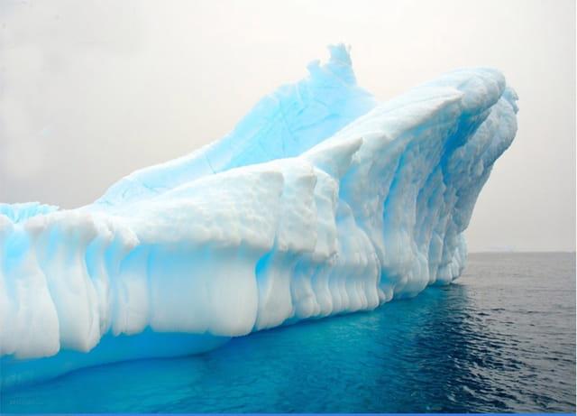Beauté glacée