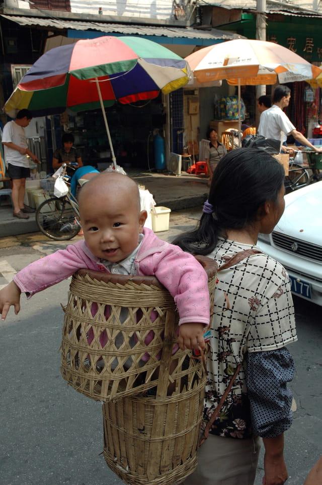 Bébé cantonnais