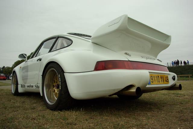 Bel arrière de Porsche !!!!!