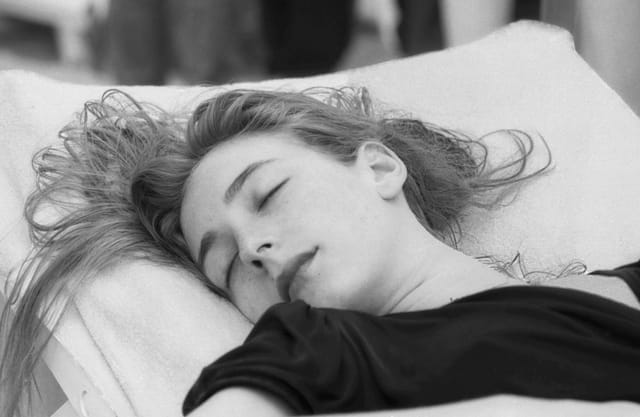 Belle endormie