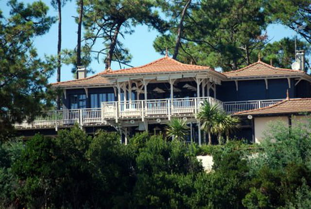 belle maison du bassin d 39 arcachon par genevieve lapoux sur