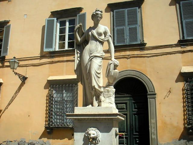 Bellissima fontana