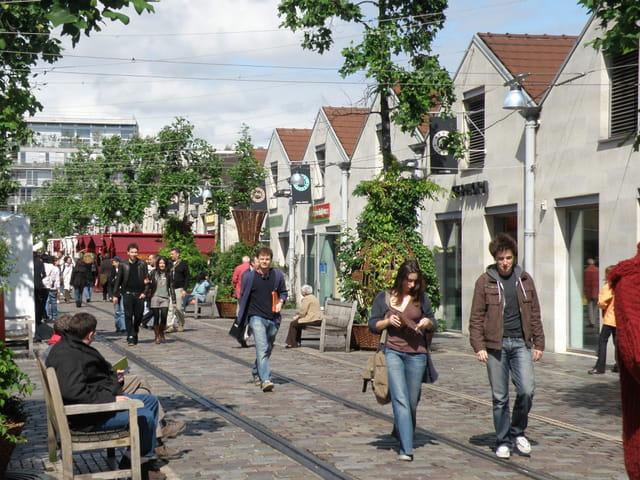 Bercy Village