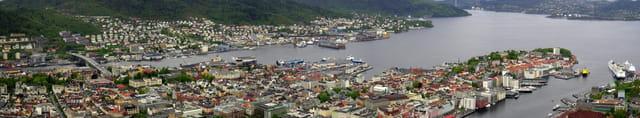 Bergen - Norvège