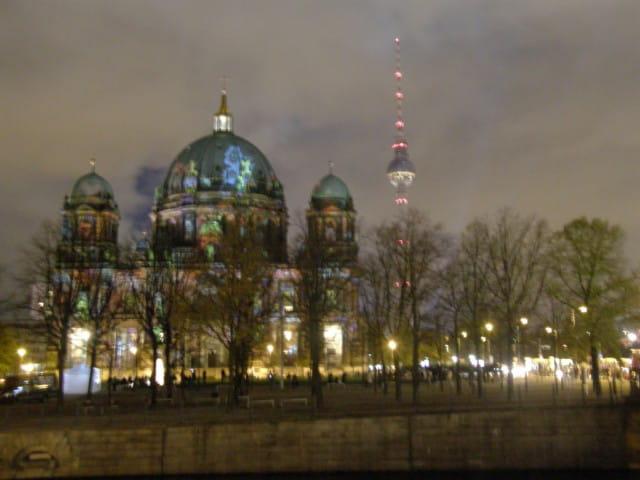Berlin en lumières