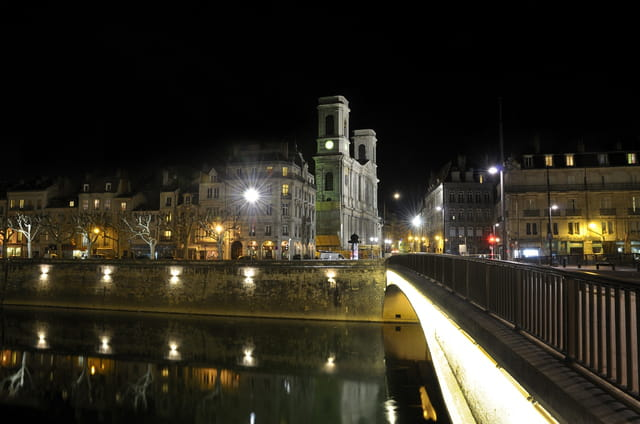Besançon pont Battant