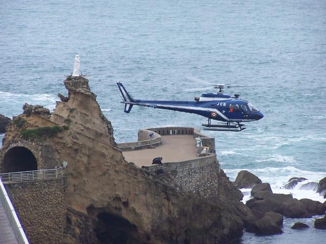 Biarritz hélico