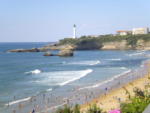 Biarritz mai 2010