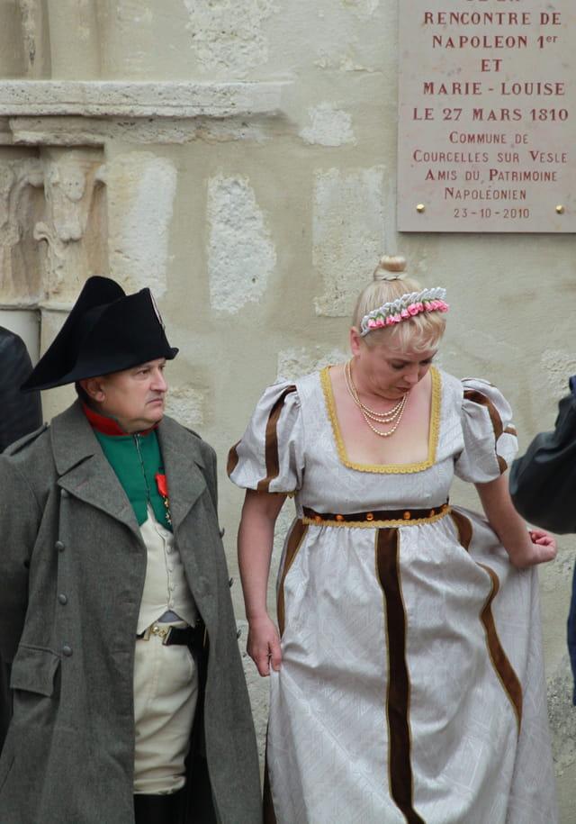 Bicentenaire Napoléon 1er et Marie Louise : leur première rencontre