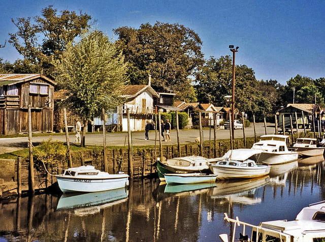 Biganos, grand port