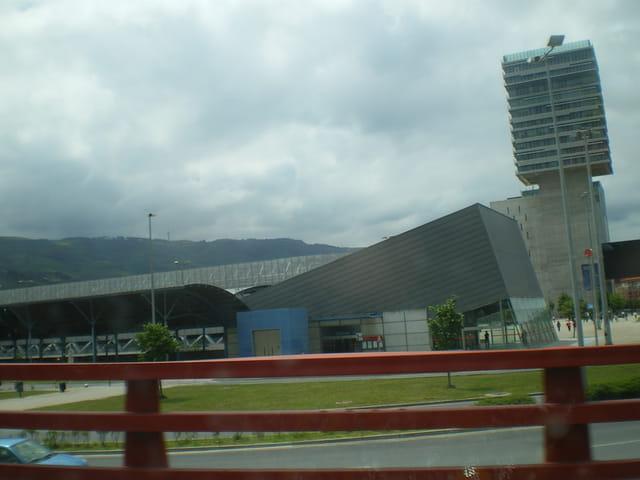 Bilbao Exhibition Centre ou BEC.