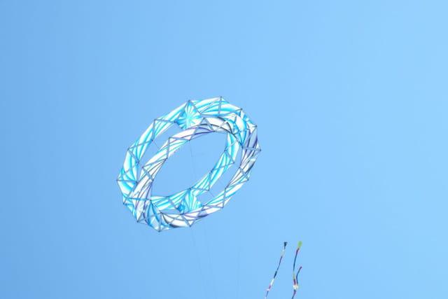 Bleu,bleu le cerf  volant