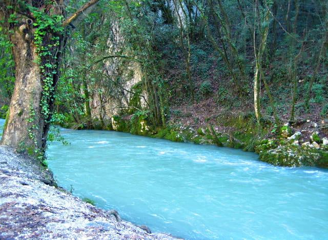 Bleu de Rivière