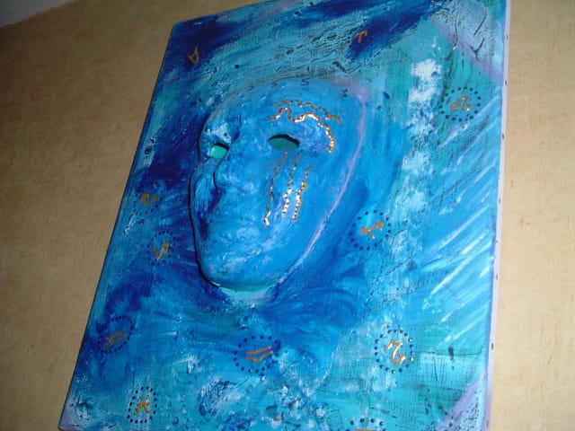 Blue mask!!!!!!!!!!!!!
