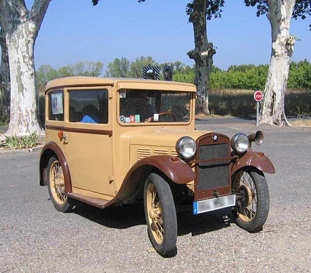 BMW Dixi 1931