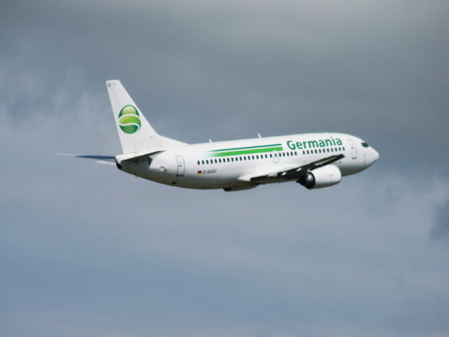 Boeing 737 - Germania.