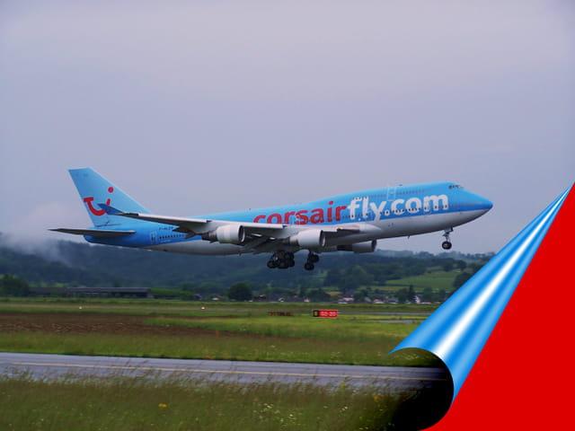 Boeing 747 - Corsairfly.com.