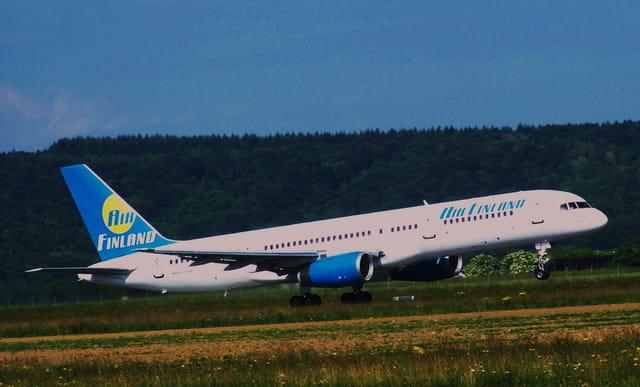 Boeing 757 - Cie Air Finland.