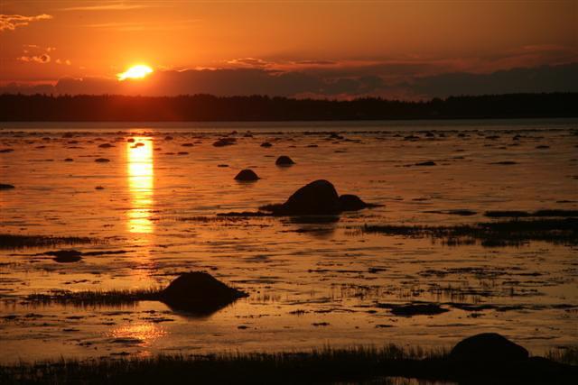Bonne nuit à Rimouski