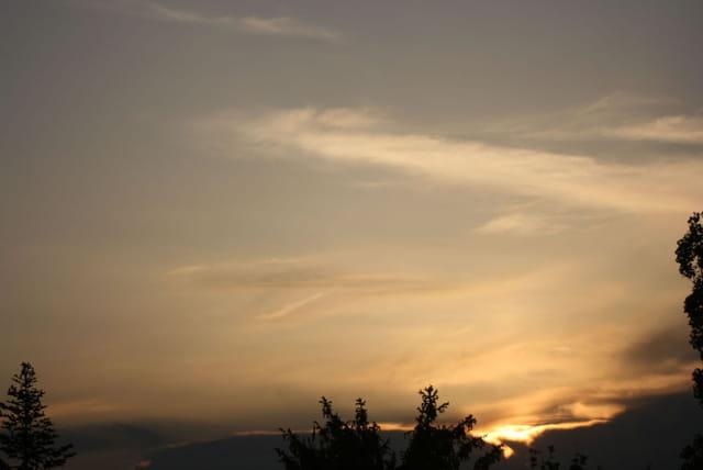 Bonne nuit soleil
