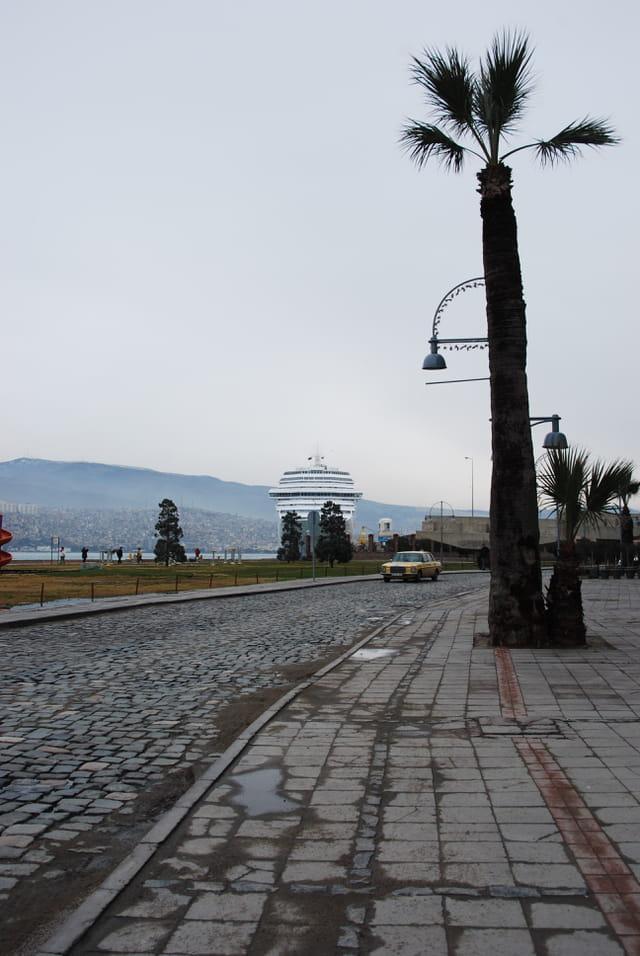 bord de mer à Izmir