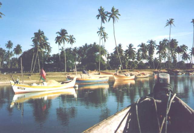 Bord de mer à Kuantan