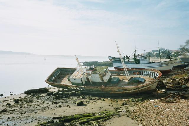 Bord de mer à Porto