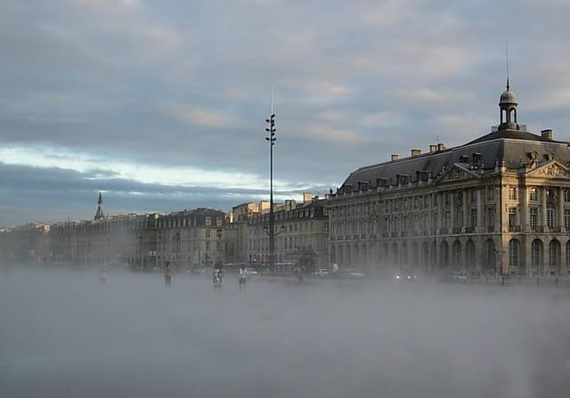 Bordeaux a ses vapeurs