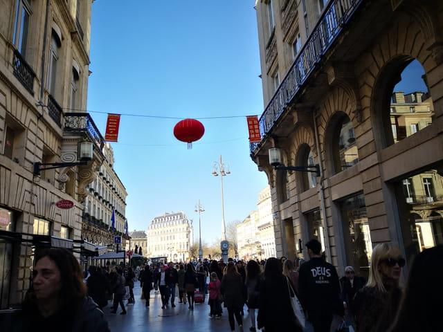 Bordeaux aux couleurs du Nouvel An chinois
