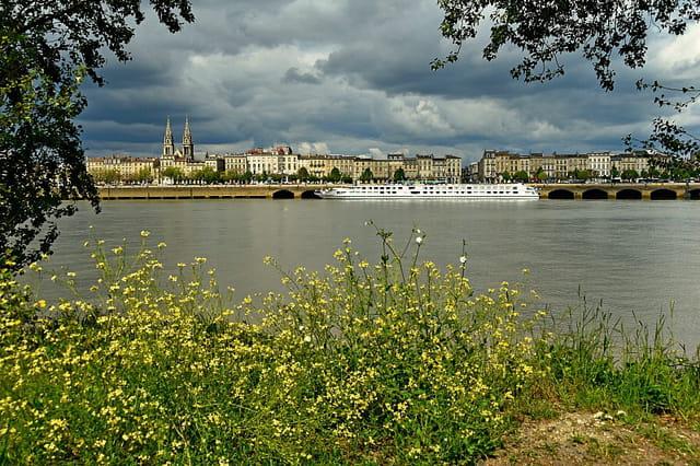 Bordeaux - Berges de la Garonne