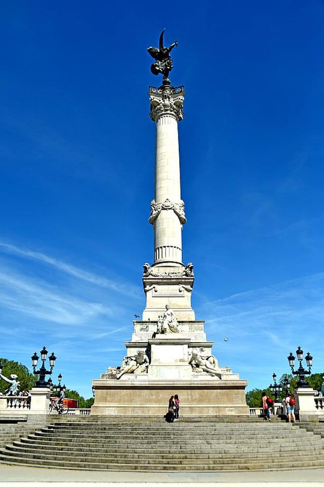 Bordeaux - Colonne des Girondins