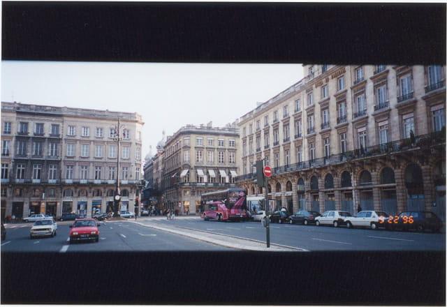 Bordeaux grand hôtel