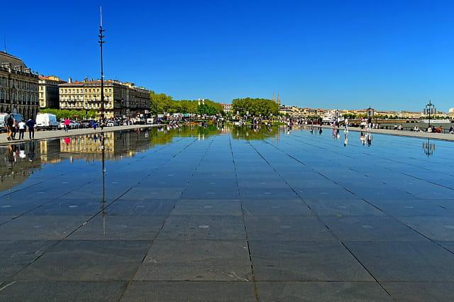 Bordeaux - Grand miroir d'eau