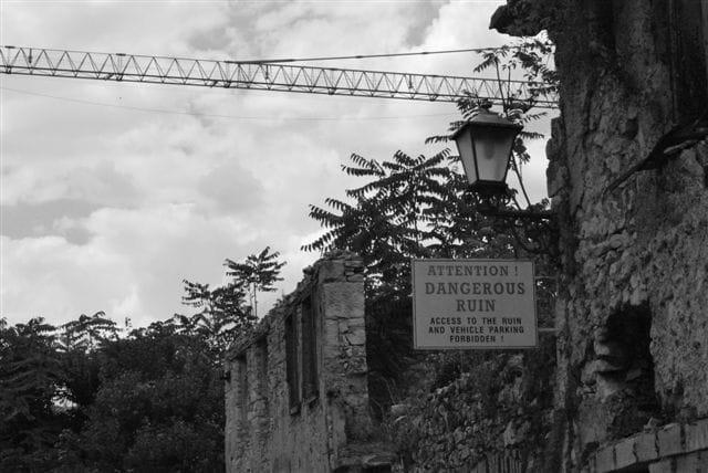Bosnie Mostar 1995-2010 No comment ...