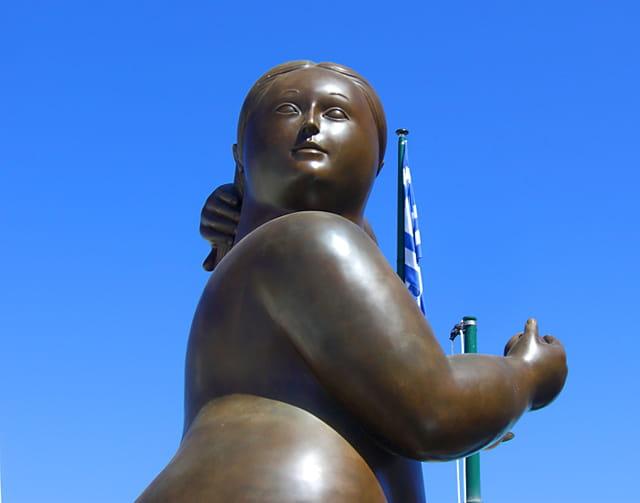 Botero à St. tropez