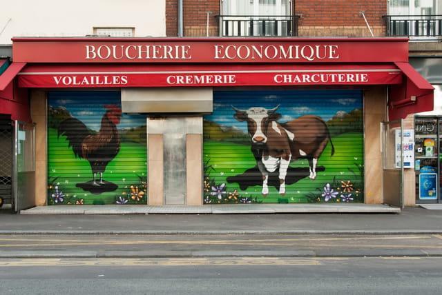 Boucherie Economique