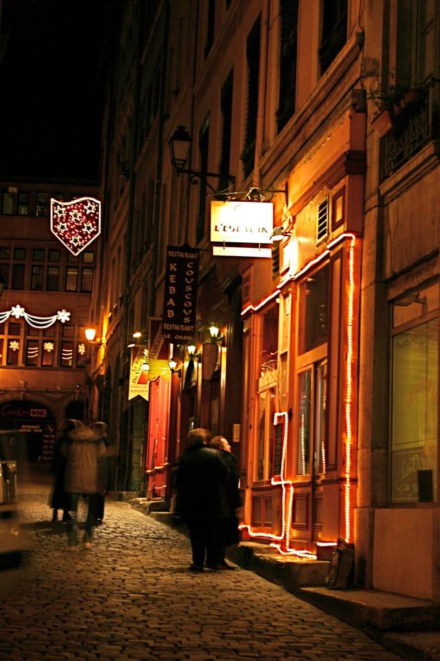 Bouchon Lyonnais, Fête des Lumières de Lyon