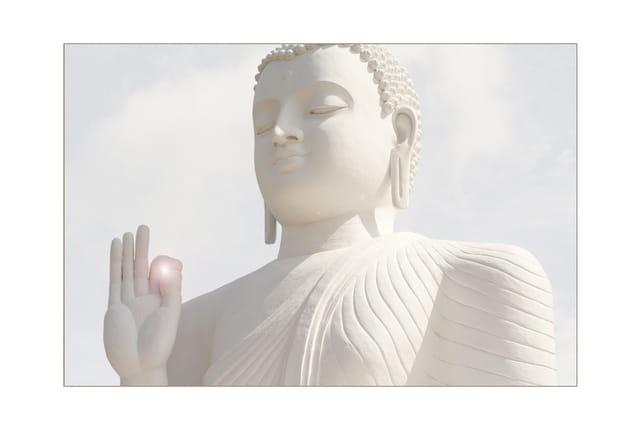 Bouddha de mihintale