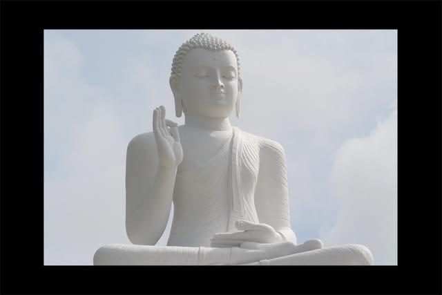 Bouddha de minhintale
