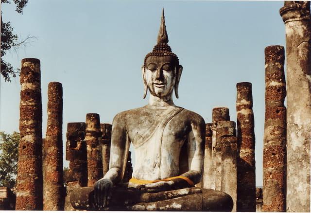 Bouddha kmer